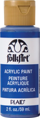 Folk Art 720 2-Ounce Acrylic Paint, Cobalt