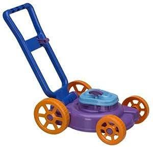 Amazon Com Child S Push Lawn Mower Plastic 02600 Toys