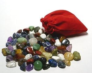 80 pierres semi-précieuses pour les Kalaha, Hus, BAO et Mancala
