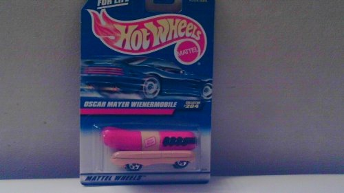 hot-wheels-oscar-mayer-wienermobile-204-rare-collector-scale-1-64-collector-by-mattel
