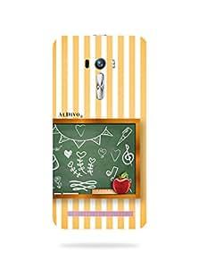 alDivo Premium Quality Printed Mobile Back Cover For Asus Zenfone Selfie ZD551KL / Asus Zenfone Selfie ZD551KL Back Case Cover (MKD206)