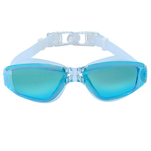 iORCA Adult Swim Goggles for Men and Women with Anti-Fog ...