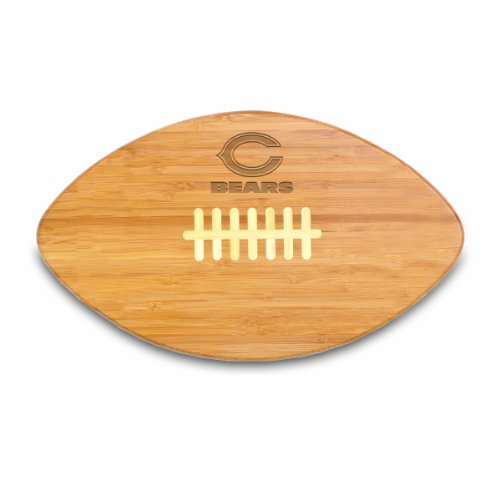 NFL Chicago Bears Touchdown Pro! Bamboo Cutting Board, 16-Inch