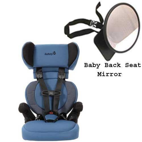 Safety 1st 22256ahd Go Hybrid Booster Car Seat in Waterloo w Back Seat Mirro