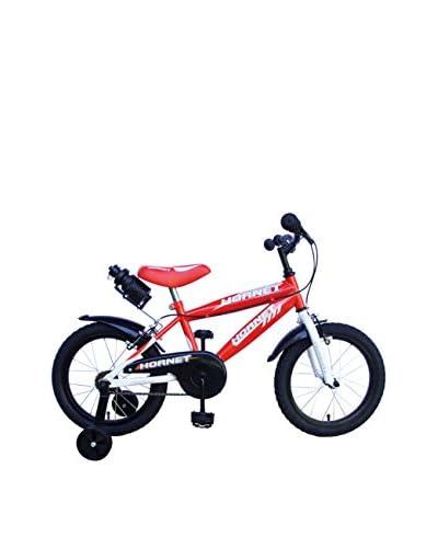 Schiano Bicicletta 16 Hornet 01V Rosso