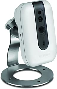 TRENDnet TV-IP762IC HD Wireless Cloud Surveillance Camera with 2-Way Audio and Night Vision (White) from TRENDnet