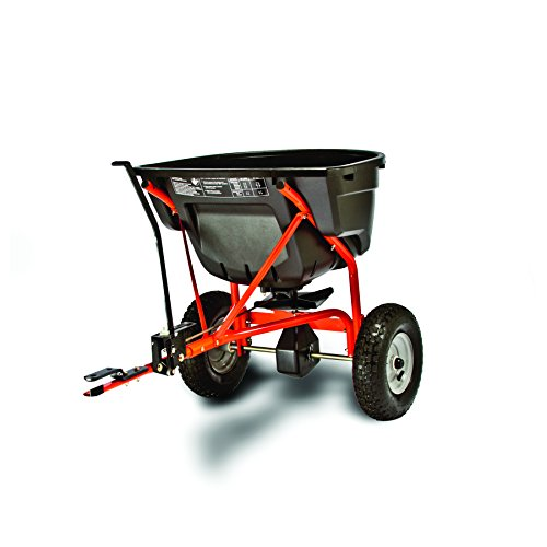 Tow Behind Broadcast Spreader : Agri fab pound tow behind broadcast spreader