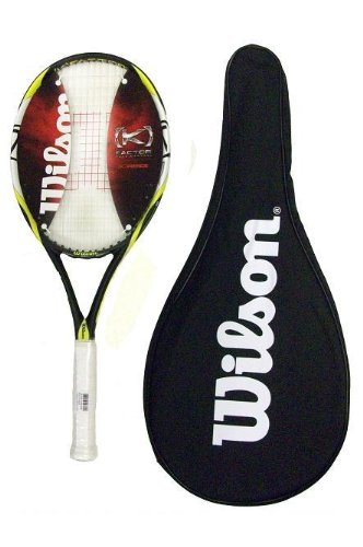 Wilson K Fierce FX 105 Tennis Racket RRP £120 L3