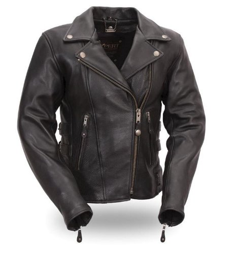 House of Harley-Davidson XPERT Performance Women's Boulevard Motorcycle Jacket. Hourglass Body. XPL170ANCZ