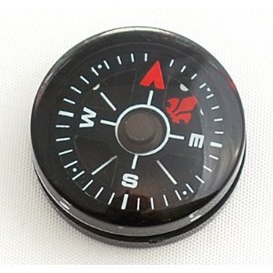 Wholesale Lot 48pcs Liquid Filled 20mm Black Dial Small Mini