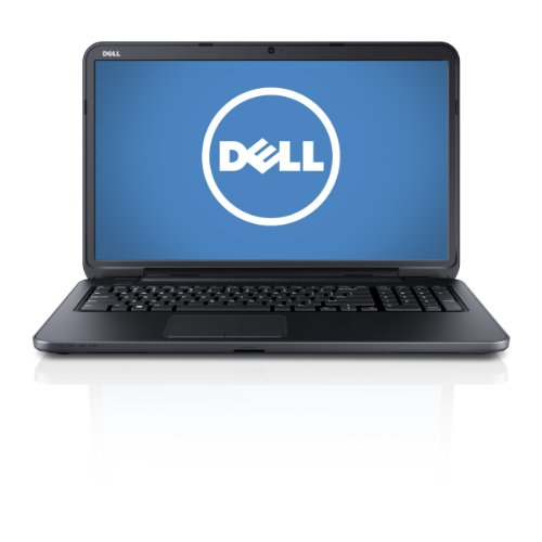 Dell Inspiron 17 i17RV-5455BLK 17.3-Inch Laptop (Black Matte with Textured Finish)