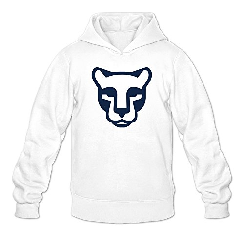 Men's Schedule Mascot Penn State Nittany Lions Hoodie White