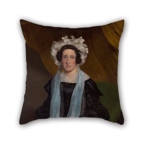 slimmingpiggy-the-oil-painting-henry-mundy-elizabeth-mrs-william-field-pillowcover-of-18-x-18-inches