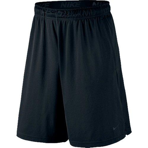 "Men's Nike Fly 9"" Dry Training Short Black/Dark Grey Size XX-Large"
