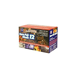Sure-Pak fully prepared MRE Meals (12 pack)