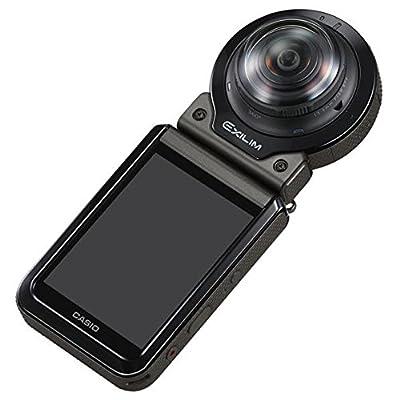 カシオ デジタルカメラ EXILIM Outdoor Recorder ブラック EX-FR200BK
