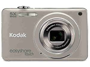 Kodak Easyshare Touch M5370 16 MP Digital Camera with 5x Optical Zoom, HD Video Capture and 3.0-Inch Capacitive Touchscreen LCD (Silver)