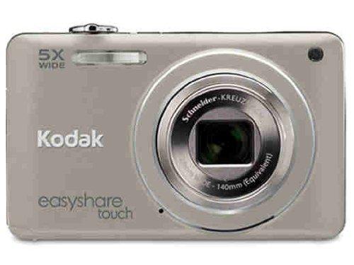 Kodak 8846206 Easyshare Touch M5370 16MP 5X Digital Camera (Silver)
