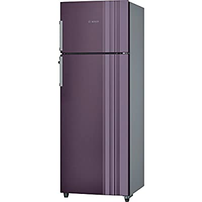 Bosch KDN30VR30I Frost-free Double-door Refrigerator (288 Ltrs, 3 Star Rating, Violet)