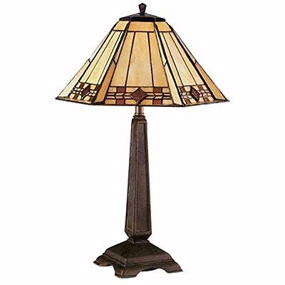 Kenroy Home 33041BRZ Willow Desk Lamp