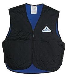 HyperKewl Evaporative Cooling Sport Vest, Black, 3XL