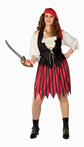 Bucca (Pirate Bride Costume)