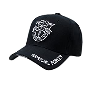 RAPID DOMINANCE Shadow Military Baseball Caps (Adjustable , POW-MIA)