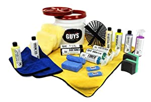 Extreme Detailers Essential Products Kit- FREE SHIPPING (17 Items) by chemical guys