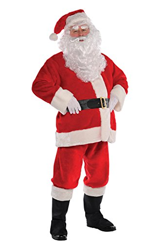 Peluche da-Costume da Babbo Natale