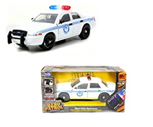 Amazon.com: Ford Crown Victoria Miami Police Department 1