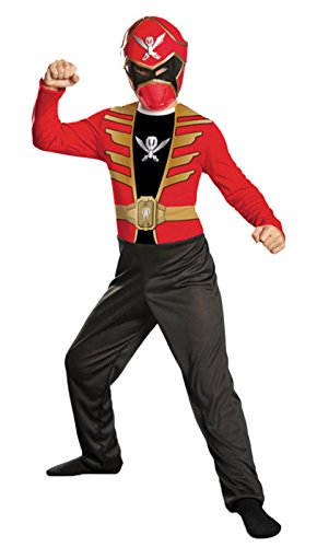 Red Ranger Supermega Basic Costume