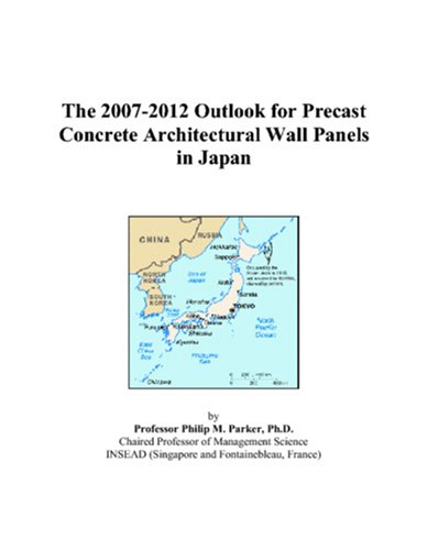The 2007-2012 Outlook for Precast Concrete Architectural Wall Panels in Japan