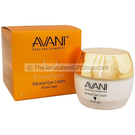 AVANI AVANI Timeless Mineral Eye Cream For all skin types 50 ml / 1.7 fl.oz.