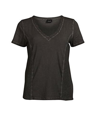 VILA Camiseta Manga Corta