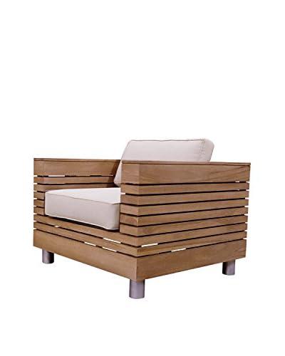 Jeffan Nova Club Chair, Natural