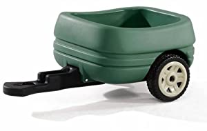 Step2 Tag-Along Trailer Plus (Willow Green)