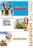 Marmaduke / Because of Winn Dixie / Far From Home [DVD] [Region 1] [US Import] [NTSC]