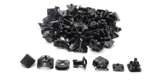 Fangshi Shuangren 3X3X3 Puzzle Speed Cube Diy Kit-Shuangren, 3X3X3 (Diy), 54.6Mm, Black - (Premium Quality)