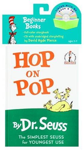 Hop on Pop Book & CD (Dr. Seuss)
