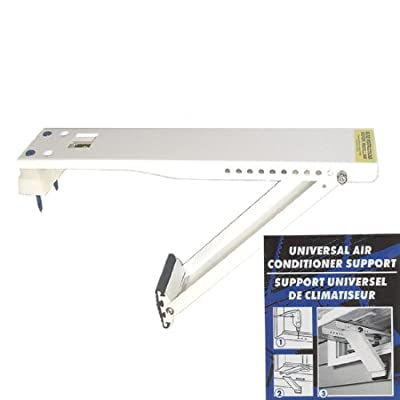 Air Conditioning Window Unit Light Duty Support Bracket - up to 80 Pounds