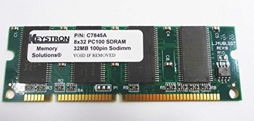 32MB 100 pin SDRAM MEMORY