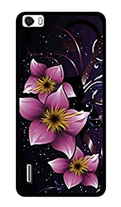 Huawei Honor 6 Printed Back Cover