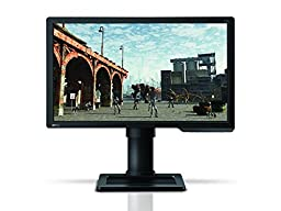 BenQ XL2411Z 144Hz 1ms 24 inch Gaming Monitor NVIDIA 3D Vision Supported seamless FPS RTS MOBA Game eSport (Discontinued by Manufacturer)