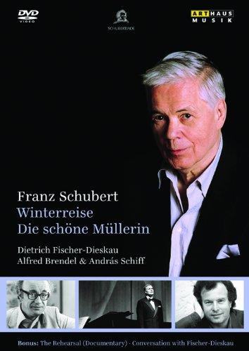 フィッシャー=ディースカウBOX シューベルト:歌曲集「冬の旅」&「美しき水車屋の娘」[DVD]