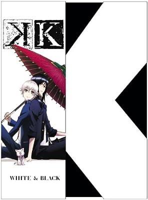 「K」Image Blu-ray WHITE&BLACK(Blu-ray Disc)