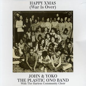 Happy Xmas (War Is Over) / Imagine - vinyl single