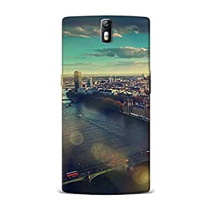 Top Notch Finest Quality Hard Fancy Designer Back Cover For OnePlus One
