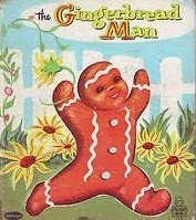 The Gingerbread Man, Sari illust.by
