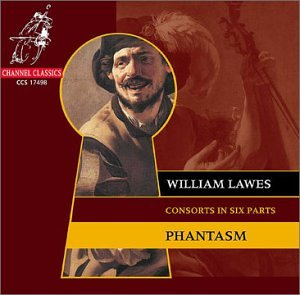 Lawes - Consorts in 6 parts
