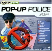 New Quickstart Quickstart Pop-Up Police System Requirements 64 Mb Ram 5 Mb Free Hard Disk Space